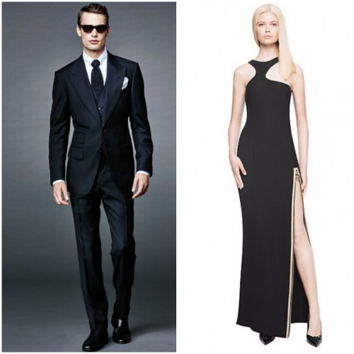 Tom Ford & Atelier Versace